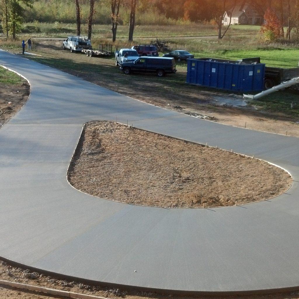 Premier Concrete Contractor Concrete Entryways, Foundation Repair & Decorative Concrete in Southwest Michigan