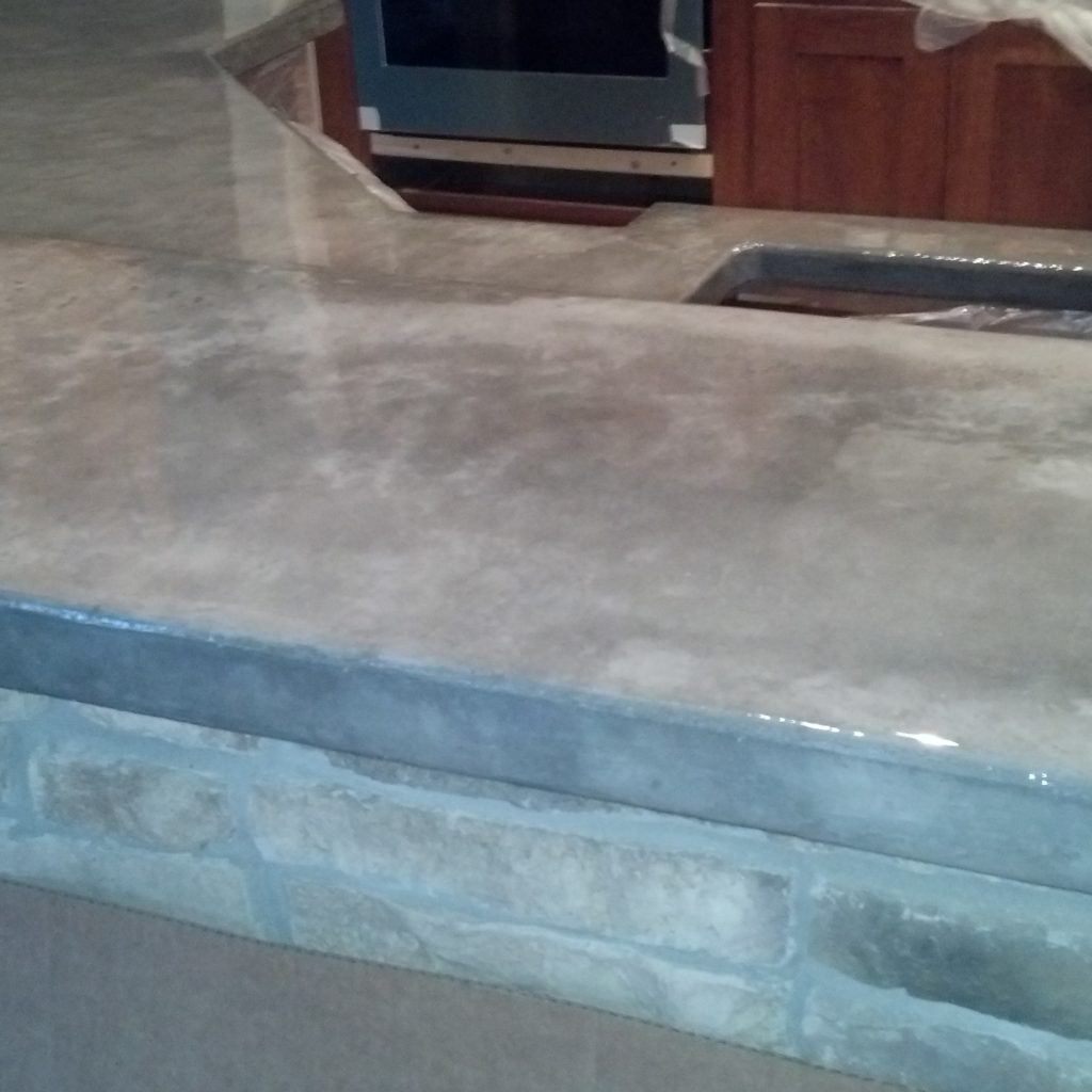 Benefits of Our Concrete Countertops