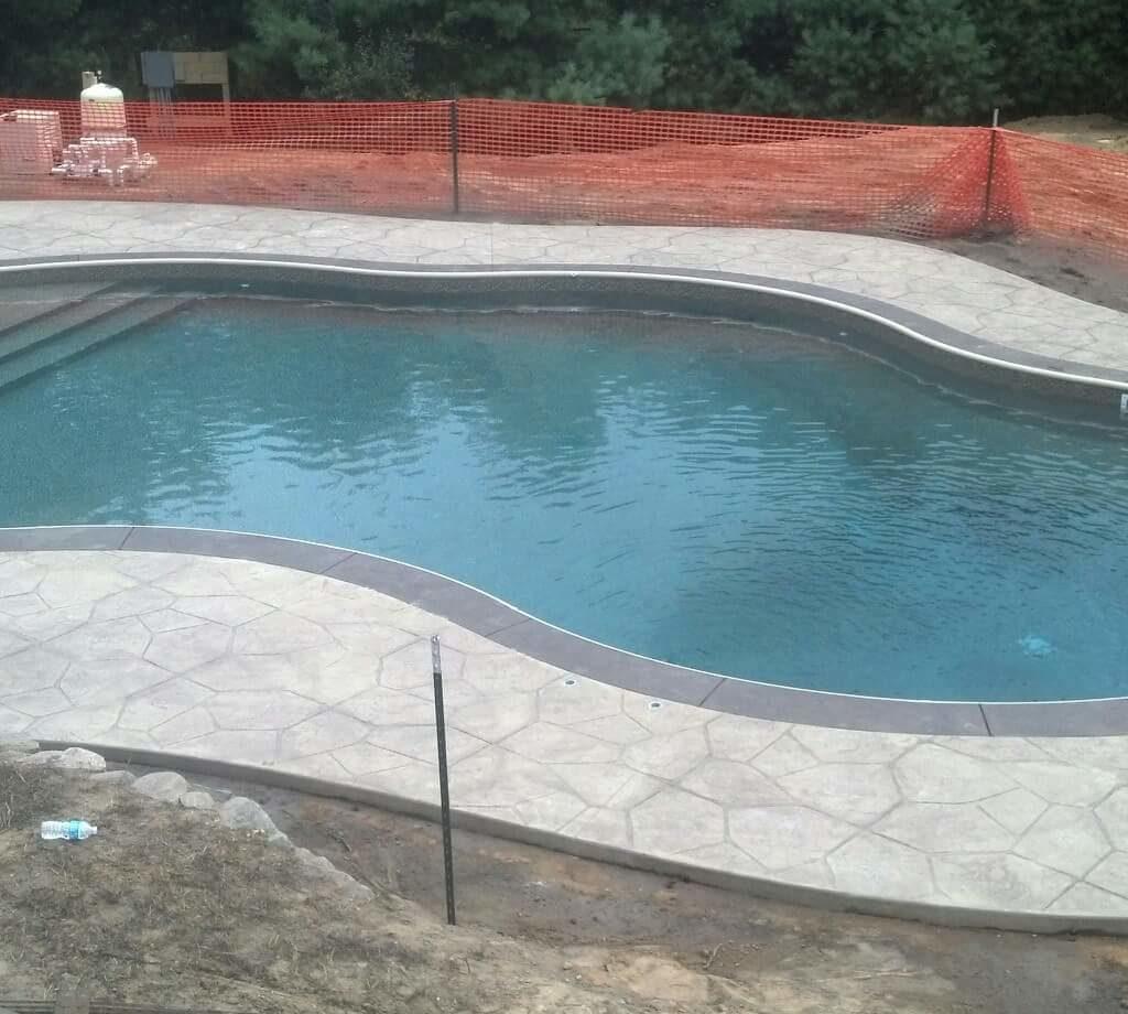 Pool and Patio Concrete Installation Southwest Michigan Concrete Contractors