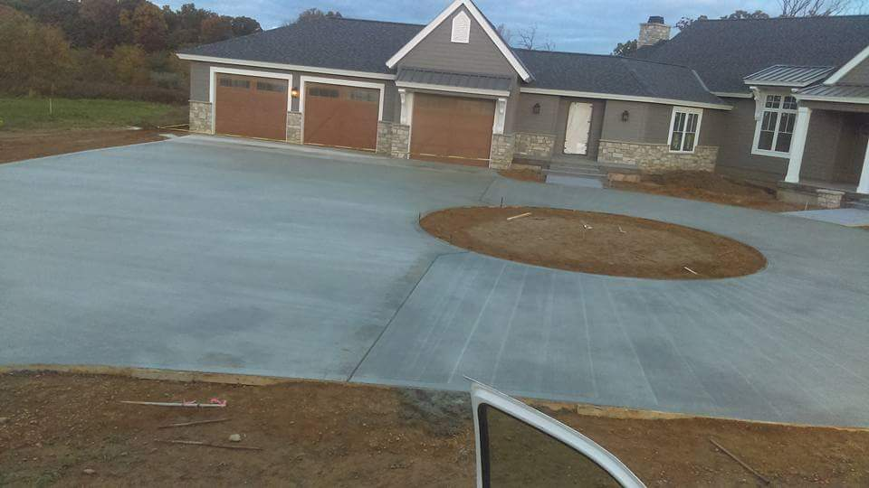 Premier Concrete Contractor Concrete Entryways, Foundation Repair & Decorative Concrete in Southwest Michigan