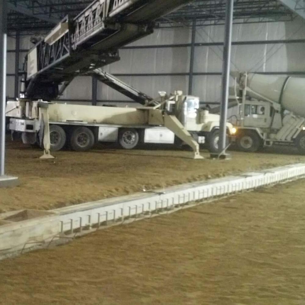Commercial Concrete Services