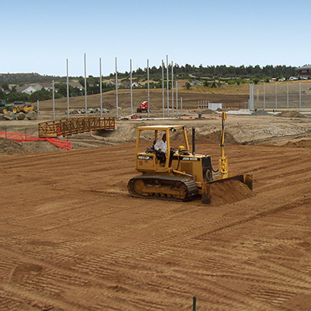 Commercial Grading & Excavation