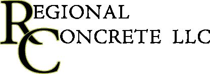 Regional Concrete LLC Logo